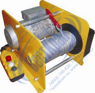 Лебедка электрическая EWH250 фото